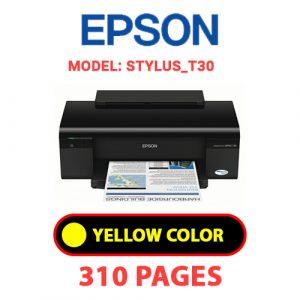 STYLUS T30 3 - Epson Printer