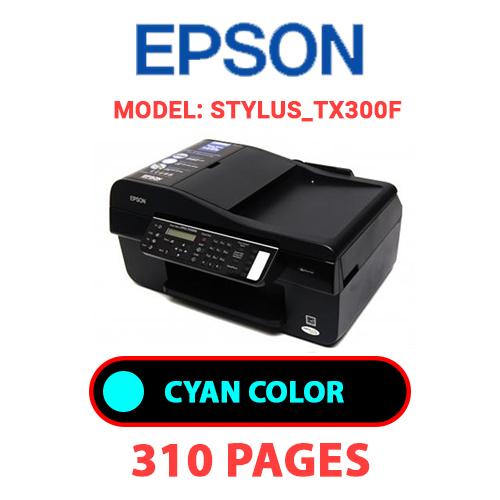 STYLUS TX300F 1 - EPSON STYLUS_TX300F - CYAN INK