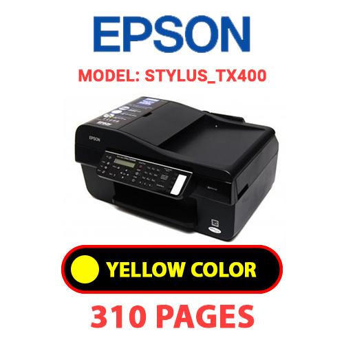 STYLUS TX400 3 - EPSON STYLUS_TX400 - YELLOW INK