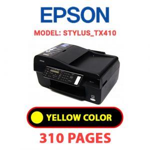 STYLUS TX410 3 - Epson Printer