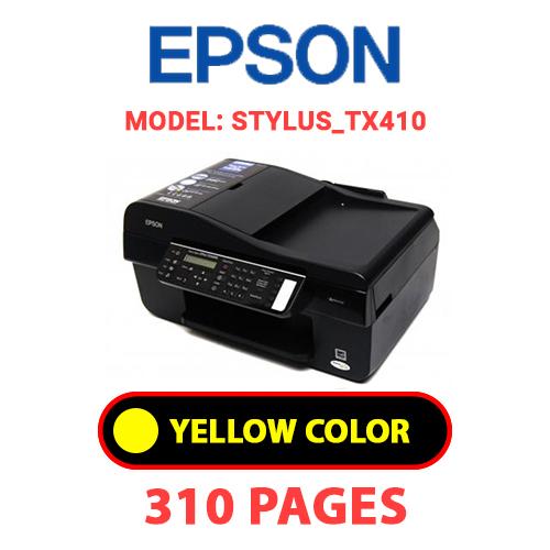 STYLUS TX410 3 - EPSON STYLUS_TX410 - YELLOW INK