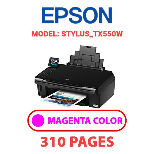 STYLUS TX550W 2 - EPSON STYLUS_TX550W - MAGENTA INK