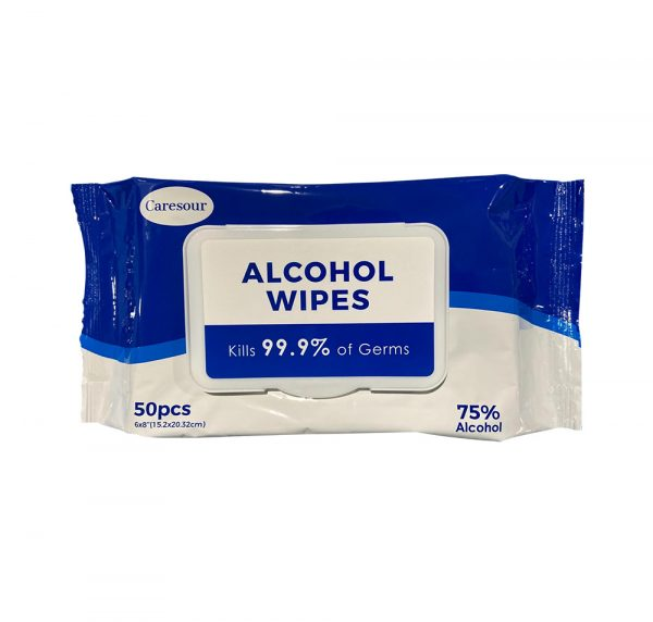 Screenshot 30 - Alcohol Wipes 70% Flat Pack (Caresour) 50 wipes/pack