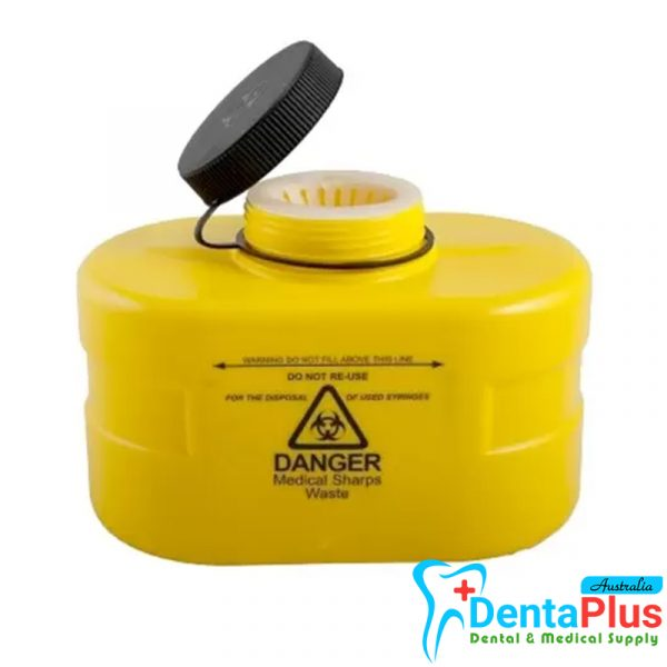 Sharp Containers - Sharp Containers  3 Litre