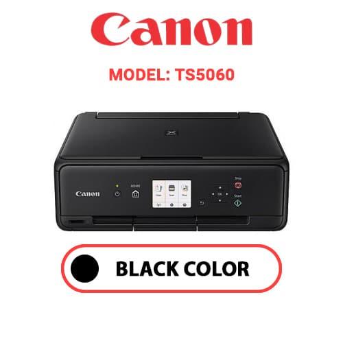 TS5060 1 - CANON TS5060 - BLACK INK