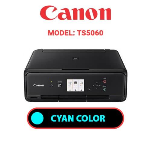 TS5060 2 - CANON TS5060 - CYAN INK