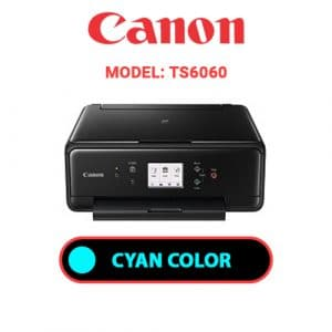 TS6060 2 - Canon Printer