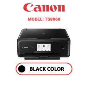 TS8060 - Canon Printer
