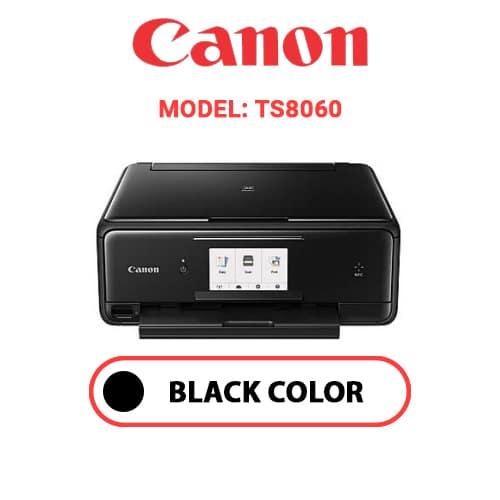 TS8060 - CANON TS8060 - BLACK INK