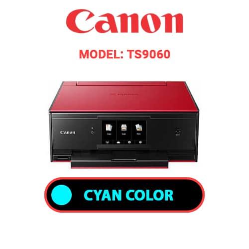TS9060 2 - CANON TS9060 - CYAN INK