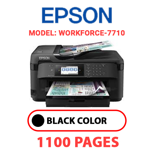 WorkForce 7710 1 - EPSON Workforce_7710 - BLACK INK