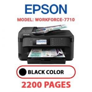 WorkForce 7710 - Epson Printer