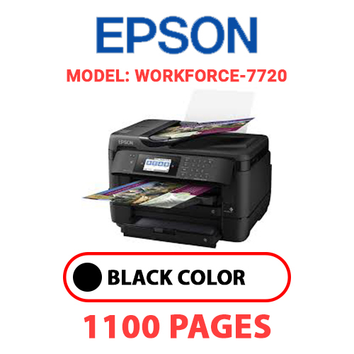 WorkForce 7720 1 - EPSON Workforce_7720 - BLACK INK