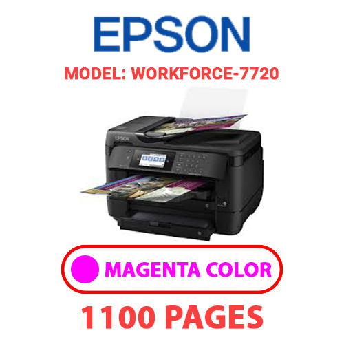 WorkForce 7720 3 - EPSON Workforce_7720 - MAGENTA INK