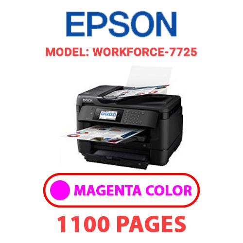 WorkForce 7725 3 - EPSON Workforce_7725 - MAGENTA INK