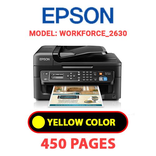 WorkForce 2630 3 - EPSON WorkForce_2630 - YELLOW INK