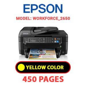 WorkForce 2650 4 - Epson Printer