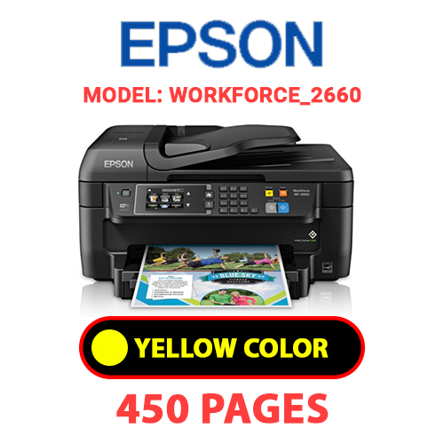 WorkForce 2660 3 - EPSON WorkForce_2660 - YELLOW INK