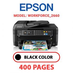 WorkForce 2660 - Epson Printer