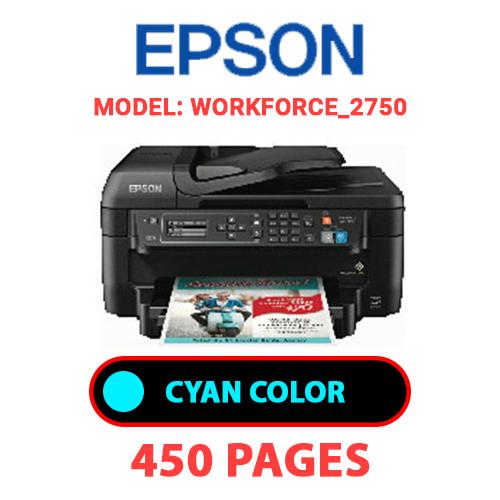 WorkForce 2750 1 - EPSON WorkForce_2750 - CYAN INK