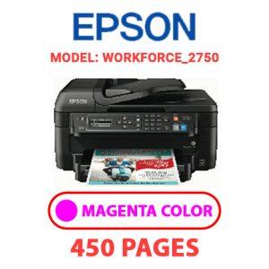 WorkForce 2750 2 - Epson Printer