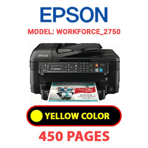 WorkForce 2750 3 - EPSON WorkForce_2750 - YELLOW INK