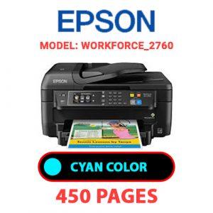 WorkForce 2760 1 - Epson Printer