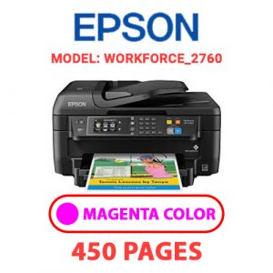 WorkForce 2760 2 - Epson Printer