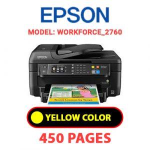 WorkForce 2760 3 - Epson Printer