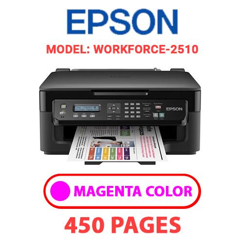 Workforce 2510 2 - EPSON Workforce-2510 PRINTER - MAGENTA INK
