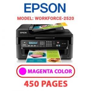 Workforce 2520 2 - Epson Printer