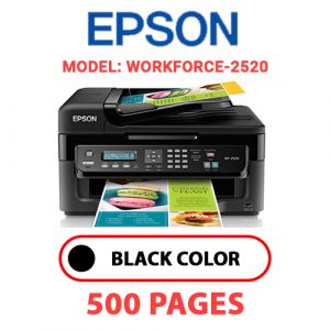Workforce 2520 - Epson Printer