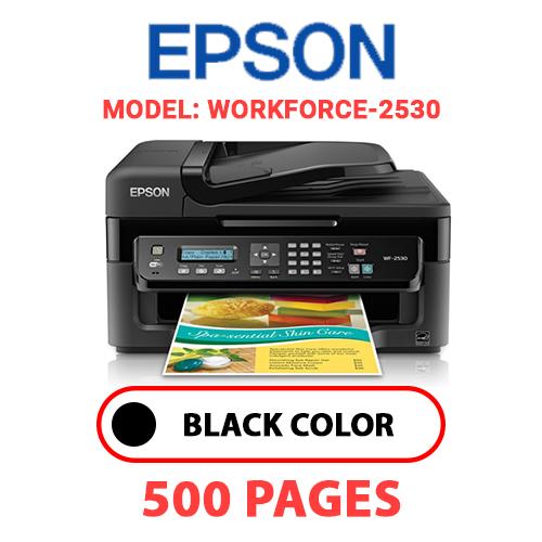 Workforce 2530 - EPSON Workforce-2530 PRINTER - BLACK INK