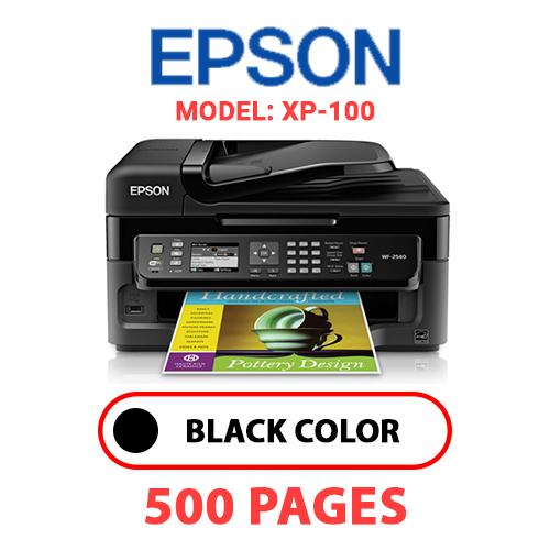 Workforce 2540 - EPSON Workforce-2540 PRINTER - BLACK INK