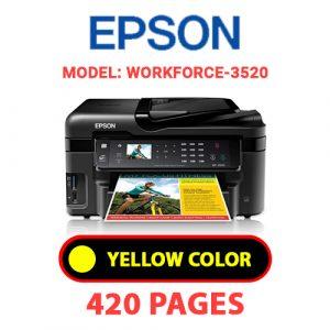 Workforce 3520 3 - Epson Printer