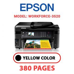 Workforce 3520 - Epson Printer