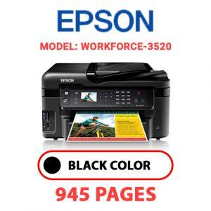 Workforce 3520 4 - Epson Printer