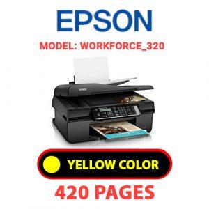 Workforce 320 3 - Epson Printer