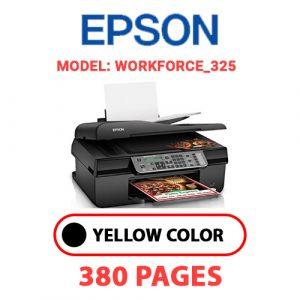 Workforce 325 - Epson Printer