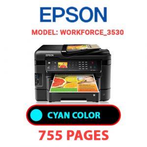 Workforce 3530 1 - Epson Printer