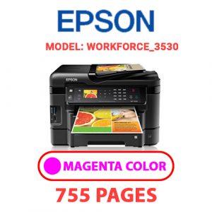 Workforce 3530 2 - Epson Printer