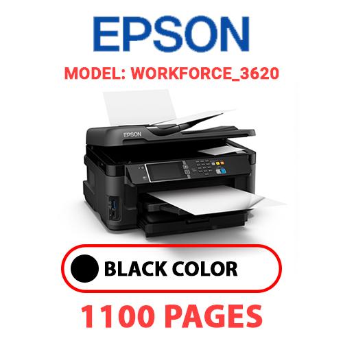 Workforce 3620 1 - EPSON Workforce_3620 - BLACK INK