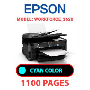 Workforce 3620 2 - Epson Printer