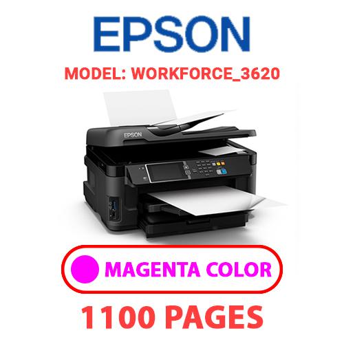 Workforce 3620 3 - EPSON Workforce_3620 - MAGENTA INK