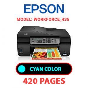 Workforce 435 1 - Epson Printer