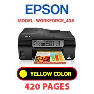 Workforce 435 3 - Epson Printer
