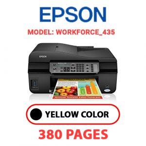 Workforce 435 - Epson Printer
