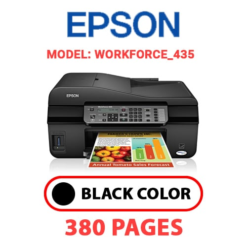 Workforce 435 4 - EPSON Workforce_435 - BLACK INK