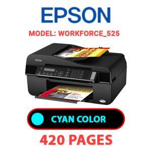 Workforce 525 1 - Epson Printer