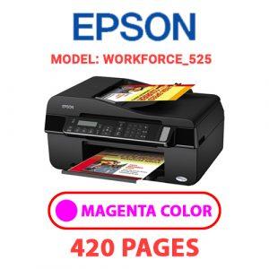 Workforce 525 2 - Epson Printer